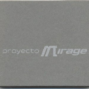 Image for 'Proyecto Mirage'