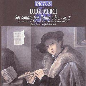 Image for 'Sonata I in Sol Maggiore: Adagio'
