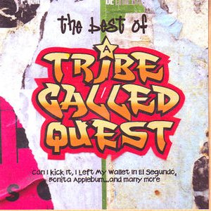 Immagine per 'The Best Of A Tribe Called Quest'