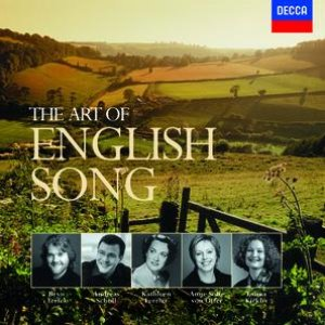 Imagem de 'The Art of English Song'