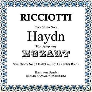 Image for 'Ricciotti Concertino No 2'