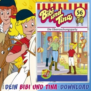 Image pour 'Bibi und Tina: Die Überraschungsparty'
