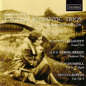 Image for 'Second Trio: Allegro appassionato'