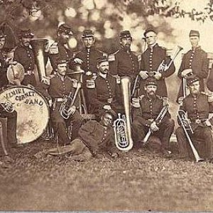 Image for 'New York Military Band'