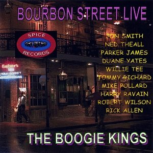 Image for 'Bourbon Street Live'
