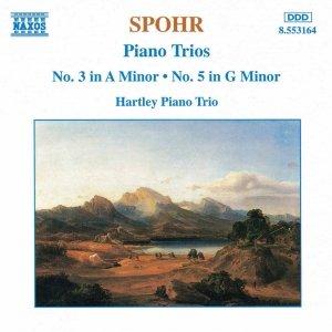 Image for 'SPOHR: Piano Trios Nos. 3 and 5'