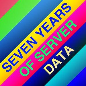 Bild für 'Seven Years of Server Data'