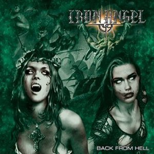 Image for 'Back From Hell'