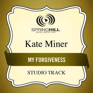 Immagine per 'My Forgiveness (Studio Track)'