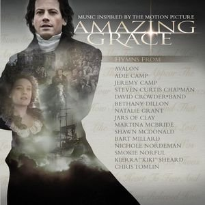Image for 'Music Inspired By The Motion Picture Amazing Grace'