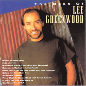 Image for 'The Best Of Lee Greenwood'