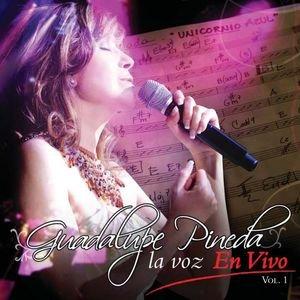 Image for 'Guadalupe Pineda La Voz En Vivo (Vol. 1)'