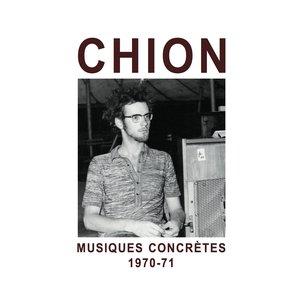 Bild für 'Musiques concrètes 1970-71'