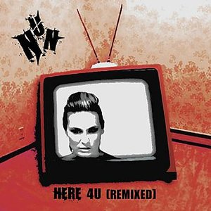 Image for 'Here 4U - Remixed'