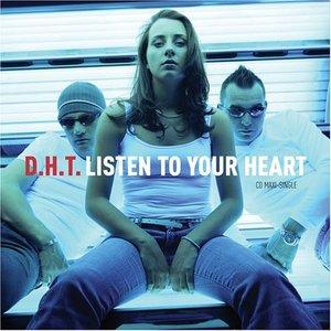 Imagen de 'Listen To Your Heart (CD Maxi Single)'