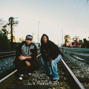 Bild für 'Rapper Big Pooh & Nottz'