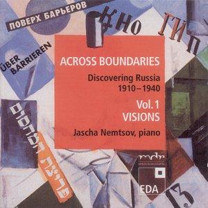 Imagen de 'Piano Recital: Nemtsov, Jascha - Lourie, A. / Feinberg, S. / Weprik, A. / Prokofiev, S. / Saminsky, L. / Achron, J.'