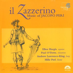 Image for 'il Zazzerino - Music of Jacopo Peri'