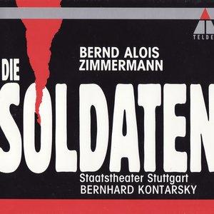 Image for 'Die Soldaten (Chor des Staatstheaters Stuttgart & Staatsorchester Stuttgart feat. conductor: Bernhard Kontarsky)'