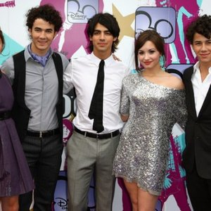 Image for 'Demi Lovato, Joe Jonas, Nick Jonas, Alyson Stoner'