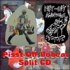 Image for 'Pisst-Off Bobcat Split CD'