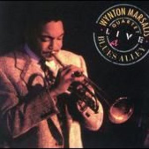 Image for 'Live at Blues Alley'