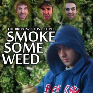 Bild för 'Smoke Some Weed (feat. Kopec) - Single'