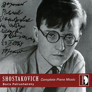 Image for 'Dmitri Shostakovich: Complete Piano Music'