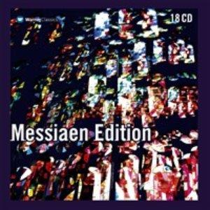 Image for 'Messiaen : 8 Préludes : VIII Un reflet dans le vent'