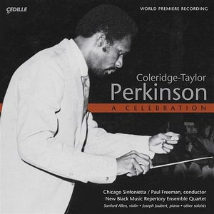 Image for 'Perkinson: A Celebration'