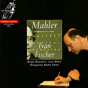 "Image for 'Mahler: Symphony No. 2 in C-Minor - ""Resurrection""'"