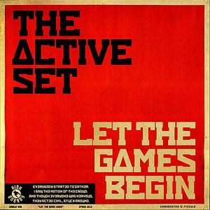 Image for 'Let the Games Begin - Single'