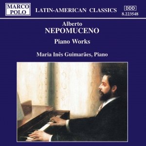 Image for 'NEPOMUCENO: Piano Works'