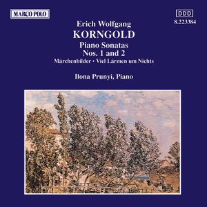 Image for 'Korngold: Piano Works'