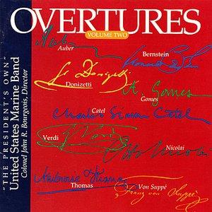 Bild für 'Overtures Vol. 2'