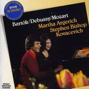 Bild för 'Bartok/Debussy/Mozart'