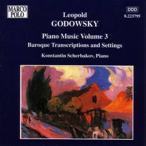 Image for 'GODOWSKY: Baroque Transcriptions and Settings'