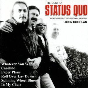 Image for 'The best of Status Quo performed by the original member John Coghlan'