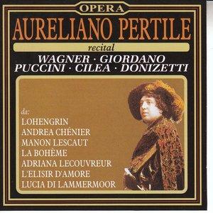 Image for 'Aureliano Pertile : Recital'