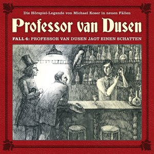 Immagine per 'Die neuen Fälle - Fall 04: Professor van Dusen jagt einen Schatten'