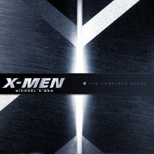Image for 'X-Men: Complete Score (disc 1)'