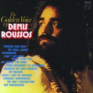 Bild für 'The Golden Voice Of Demis Roussos'
