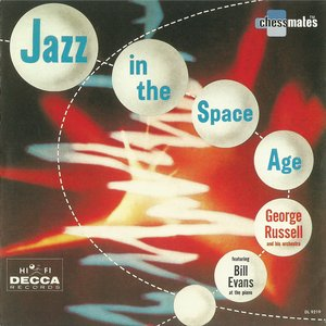 Image pour 'Jazz in the Space Age'