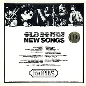 Image for 'Old Songs. New Songs'