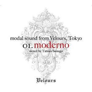Imagem de 'Modal Sound From Velours, Tokyo 01.Moderno'