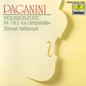 Image for 'Paganini: Concertos for Violin and Orchestra Nos. 1 & 2'