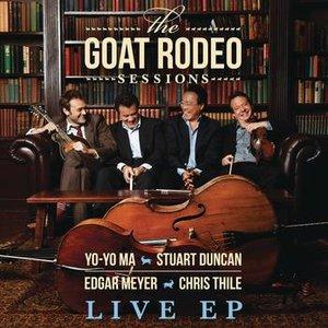 Imagem de 'The Goat Rodeo Sessions Live EP'