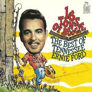 Image pour '16 Tons of Boogie: The Best of Tennessee Ernie Ford'