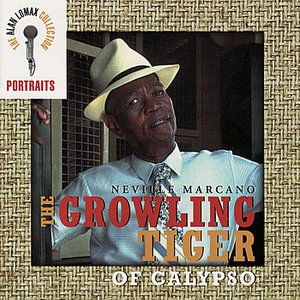 Image for 'The Growling Tiger of Calypso'