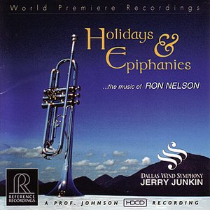 Image for 'Holidays & Epiphanies: The Music of Ron Nelson'